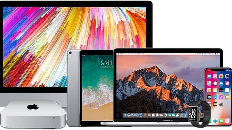 gama productos-apple